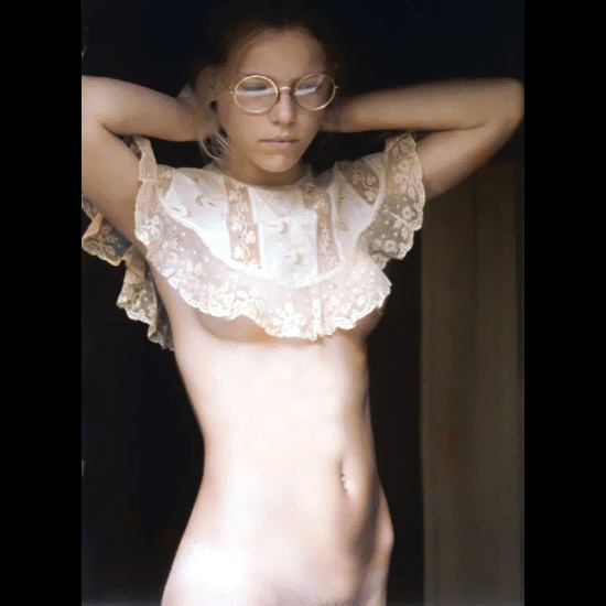 Absolutely Beauty and the geek girls topless