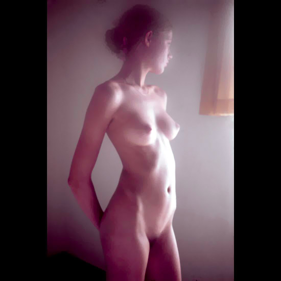 Nude fantasic worked body with gorgeous perfect tits and tasty exciting body