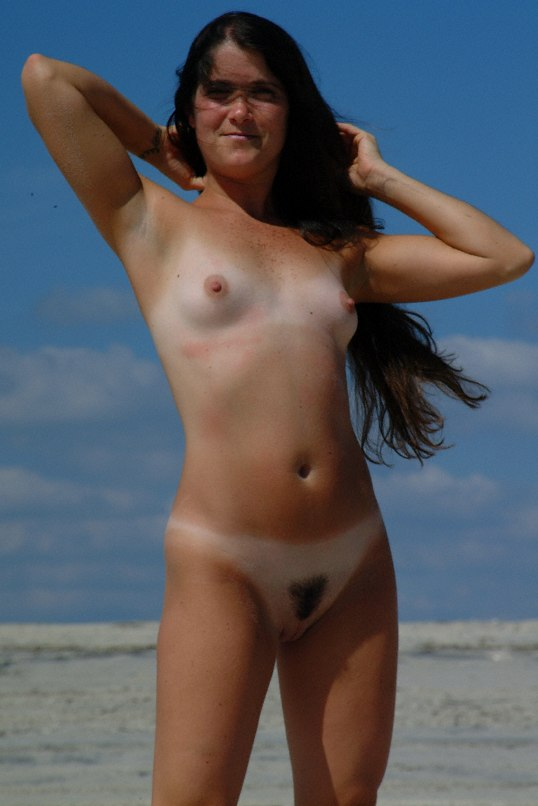 young female nudist
