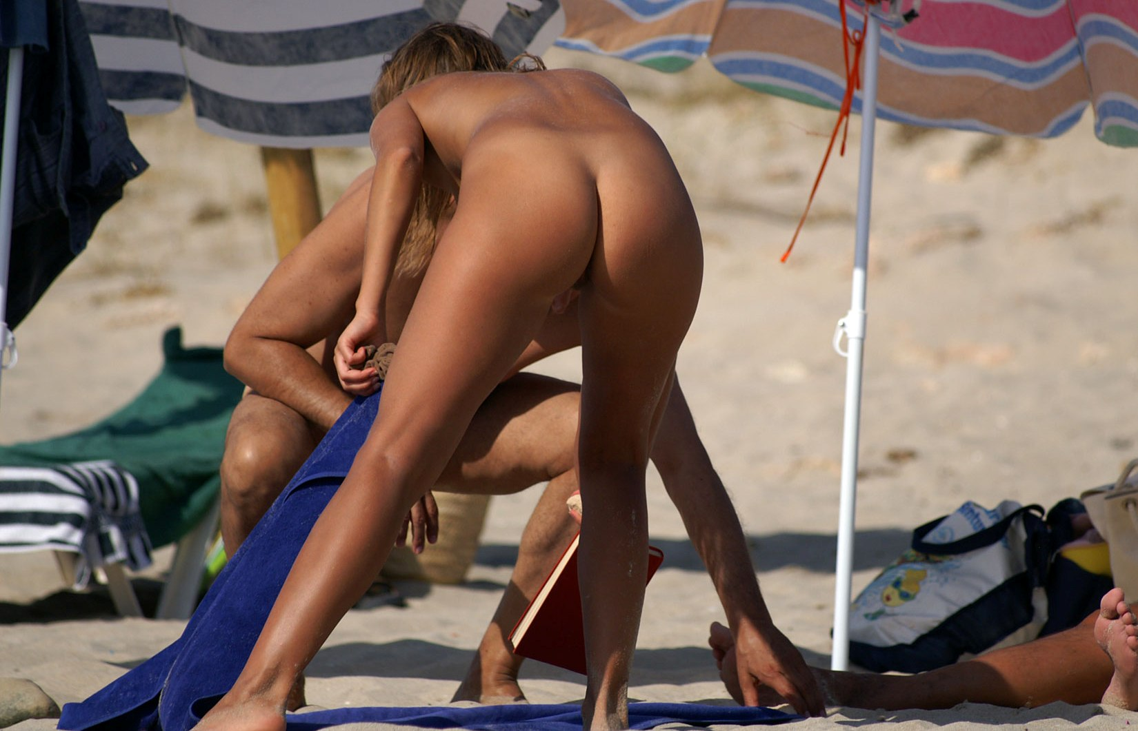 nice ass nude beach guys