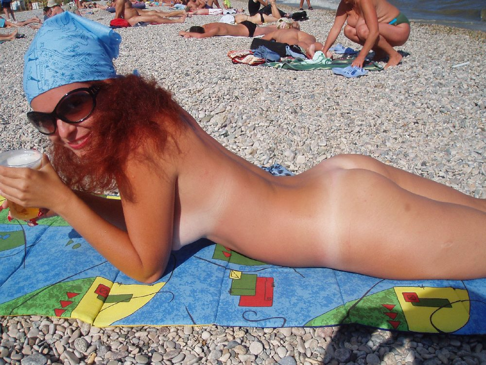 Nude redhead hippie savors a glass of cold beer naked babe firm ass sunbathing tanned sexy woman lascivious wife gorgeous body Report on gender discrimination in employment and access to goods and ...