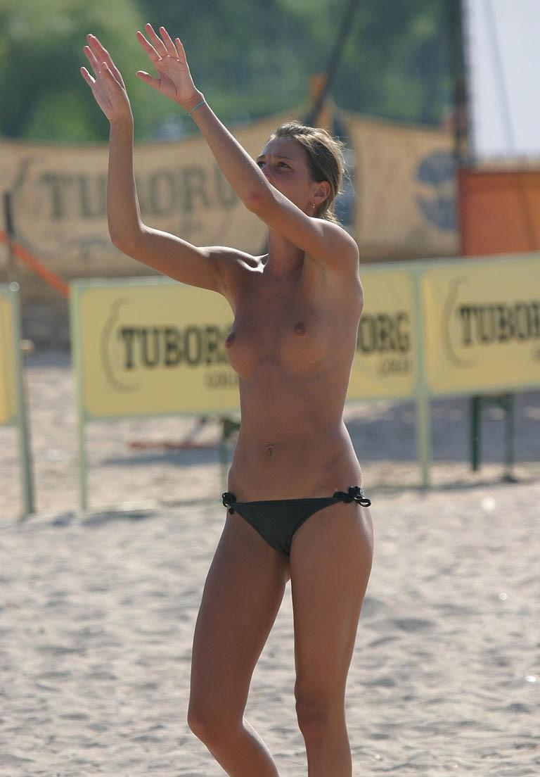 Read this Naked beach volleyball girls
