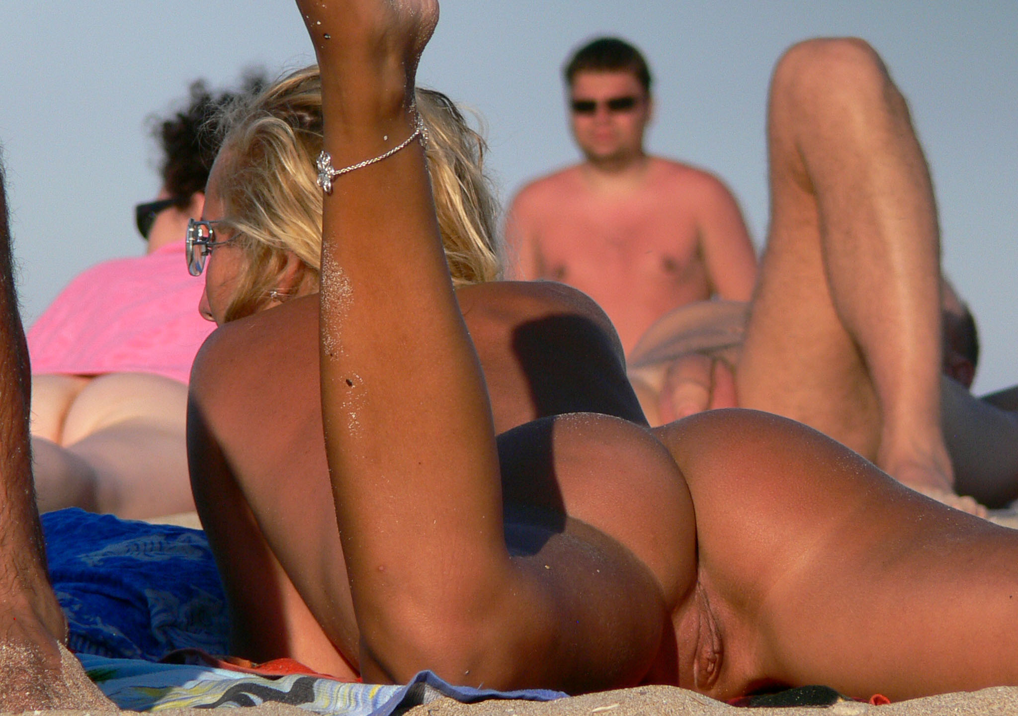 Understood not Naked girls italy beach are