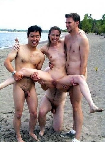 Nudisten girl camp