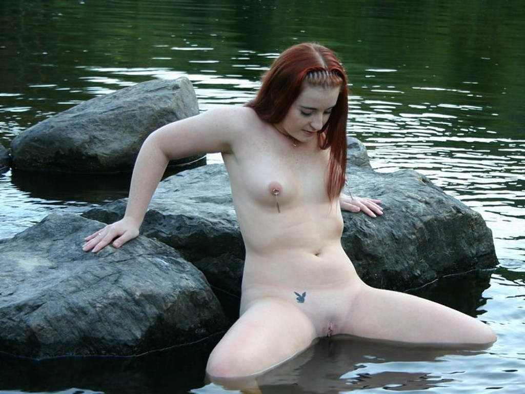 nudist at Naked camp girls